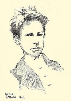 Arthur Rimbaud by Tayete Garcia