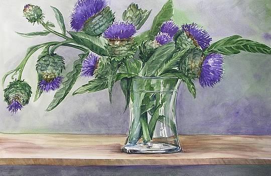 Artichokes by Jane Loveall