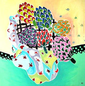 Artichokes by Martin Silverstein