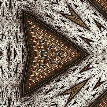 Artifact and Arrowheads by Mark Eggleston