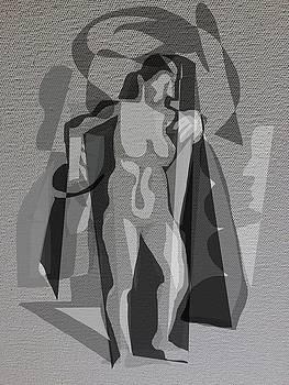 Artist And Model by Clyde Semler