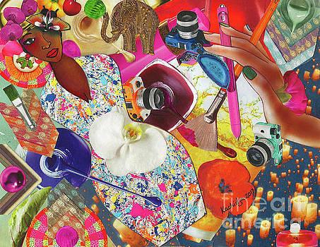 Artist, Reinvent Thyself by Mucha Kachidza