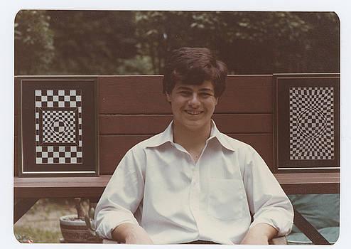 Artist Summer 1978 age 15 by David Bridburg