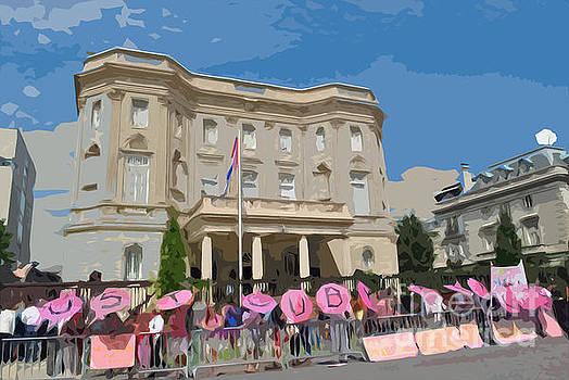 Jost Houk - Artistic Embassy