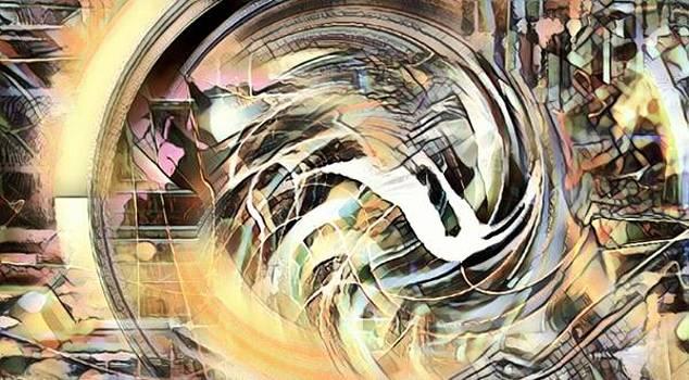 Artistic warp hole by Marco De Mooy