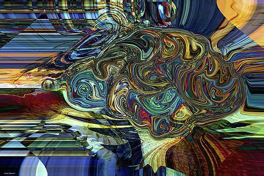 Artist's Brain by Linda Sannuti