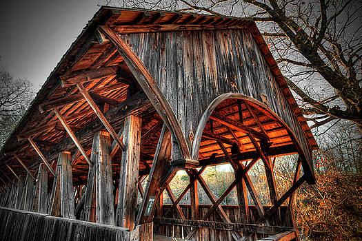 Artists' Bridge 1 by Patrick Groleau