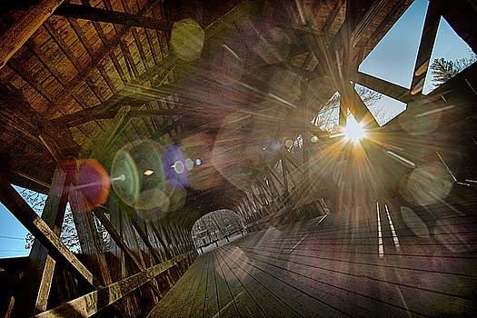 Artists' Bridge 2 by Patrick Groleau