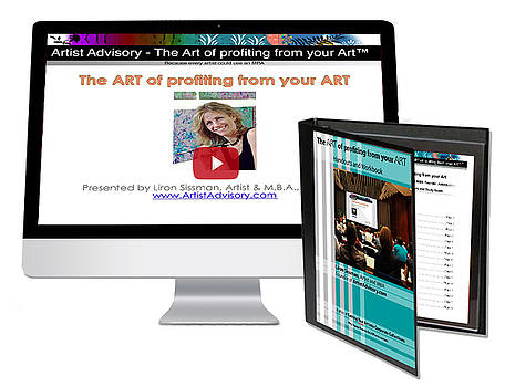 Artists Learn how to generate more profitable sales using concrete and easy to follow recommendati by Liron Sissman