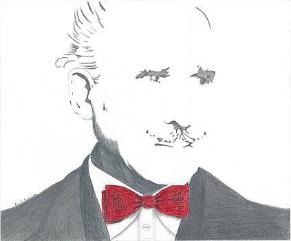 Arturo Toscanini Portrait by Bernardo Capicotto