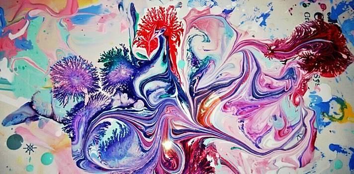 ArtWaters.com Bird by Daniel Bohnett