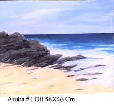 Aruba 1 by Maria Carosi