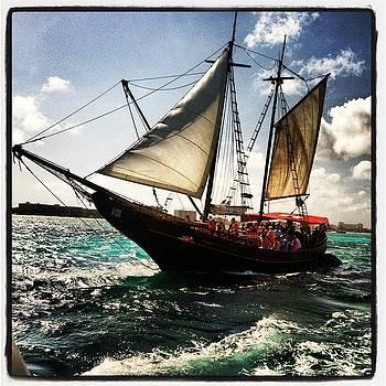 Aruba Sea by Megan Maloney