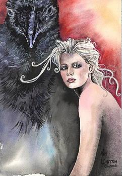 As the Crow Flies by Kim Whitton