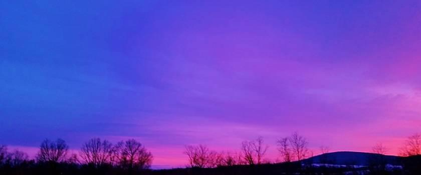 As the Sun Sets by Jennifer Fliegel