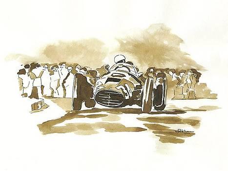 Ascari by Francoise Villibord Pointeau