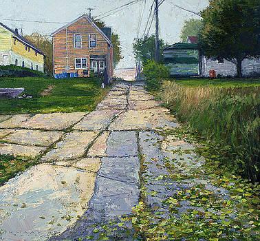 Ascending Alley by Dale Knaak