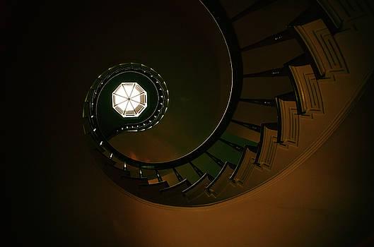 Ascending to Light by Andrea Platt