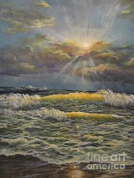 Ascension by Carol Bitz