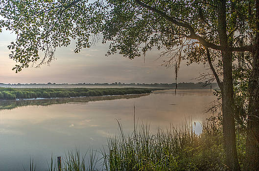 Ashley River by BG Flanders