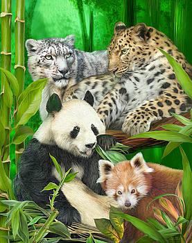 Asia Wild by Carol Cavalaris