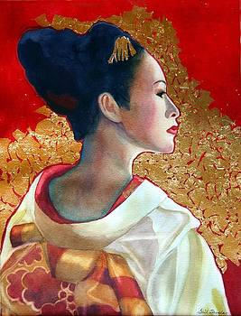 Asian 1 by Gail Zavala
