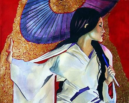 Asian 2 by Gail Zavala