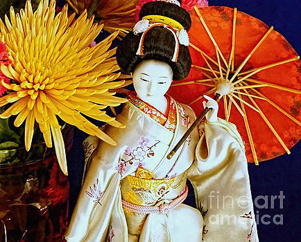 Asian Elegance by Anne Pendred