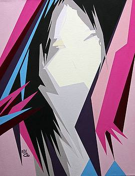 Asian Eyes by Dennis Nadeau