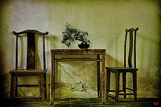 Chris Lord - Asian Furniture and Bonsai