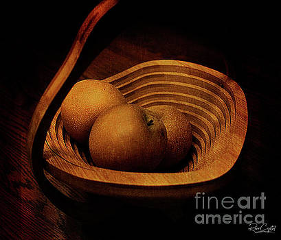 Asian pears by Rene Crystal