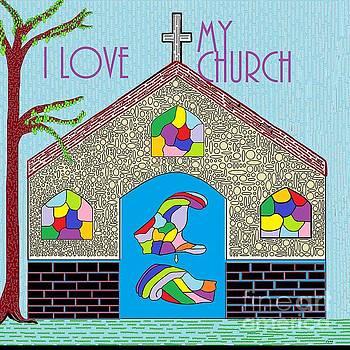 ASL I Love my Church by Eloise Schneider