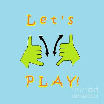 ASL Let's PLAY by Eloise Schneider