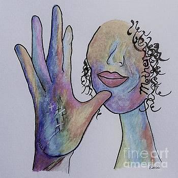 ASL Mother Denim Coloring by Eloise Schneider