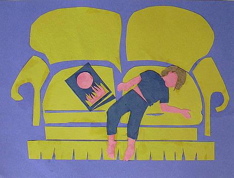 Betty Pieper - Asleep