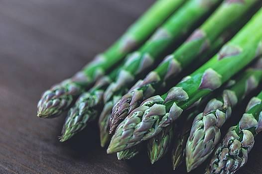 Asparagus by Tilen Hrovatic