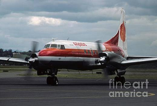 Aspen Convair 580 by James B Toy