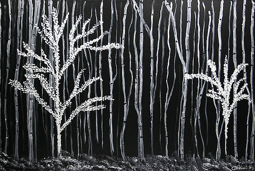 Aspen Forest by Dolores  Deal