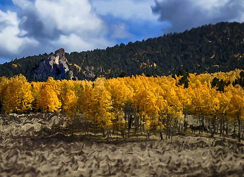 Aspen Grove by Garett Gabriel