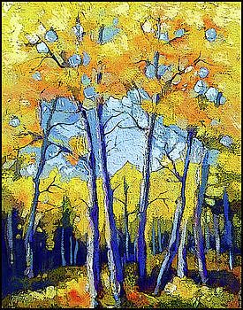 Aspen Grove by Renee Peterson