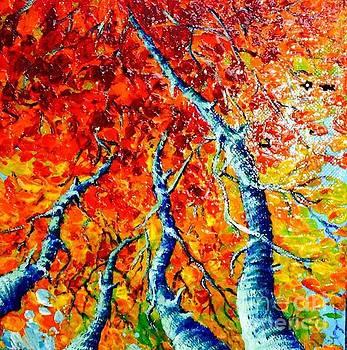 Aspen by Teresa Wegrzyn