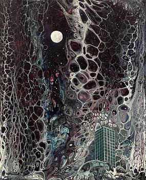 Asphalt Exurbia by Beth Waltz