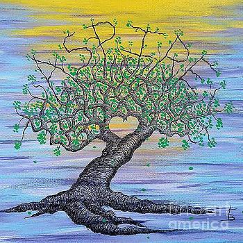 Aspire Love Tree by Aaron Bombalicki