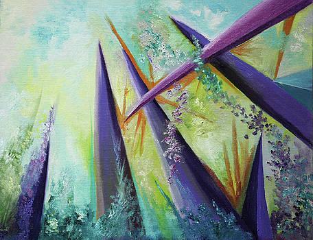 Aspiring by Mary Beglau Wykes