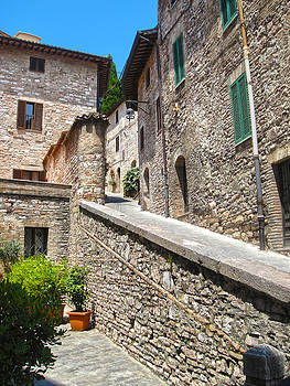 Gregory Dyer - Assisi Italy