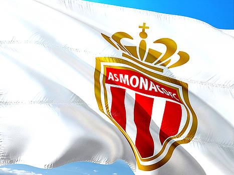 Valdecy RL - Association Sportive de Monaco Football Club Flag