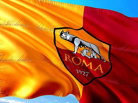 Valdecy RL - Associazione Sportiva Roma Flag