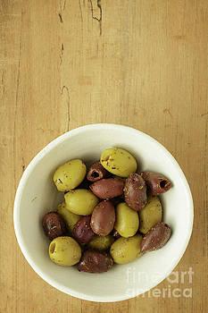 Edward Fielding - Assorted Greek Olives