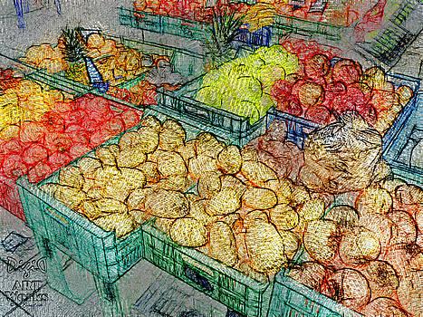 Dee Flouton - Assorted Market Fare 1