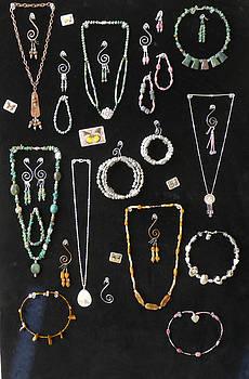 Joan  Jones - Assorted pieces